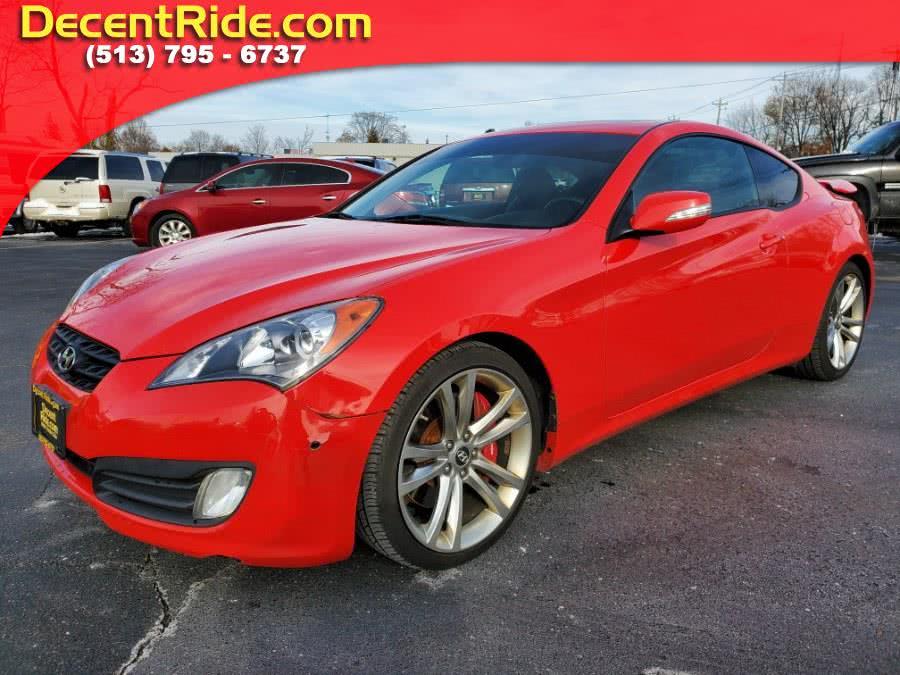 Used 2012 Hyundai Genesis Coupe in West Chester, Ohio | Decent Ride.com. West Chester, Ohio