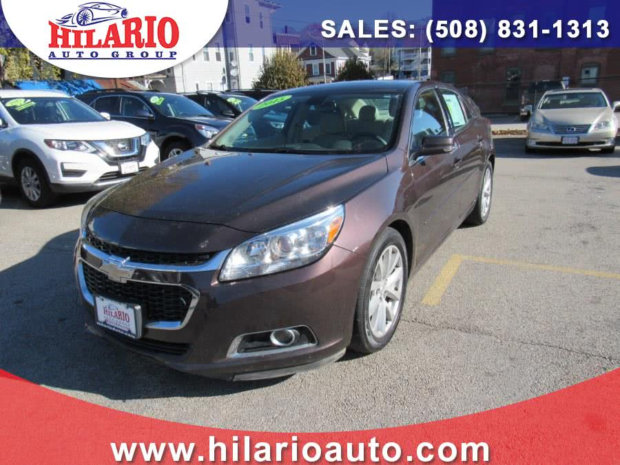 Used 2015 Chevrolet Malibu in Worcester, Massachusetts | Hilario's Auto Sales Inc.. Worcester, Massachusetts