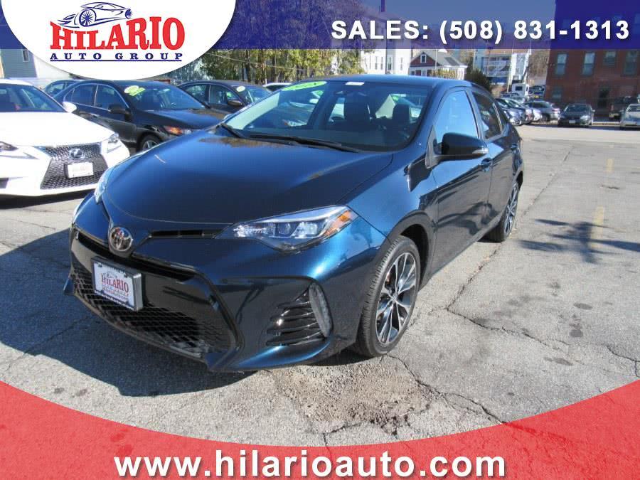 Used 2018 Toyota Corolla in Worcester, Massachusetts | Hilario's Auto Sales Inc.. Worcester, Massachusetts