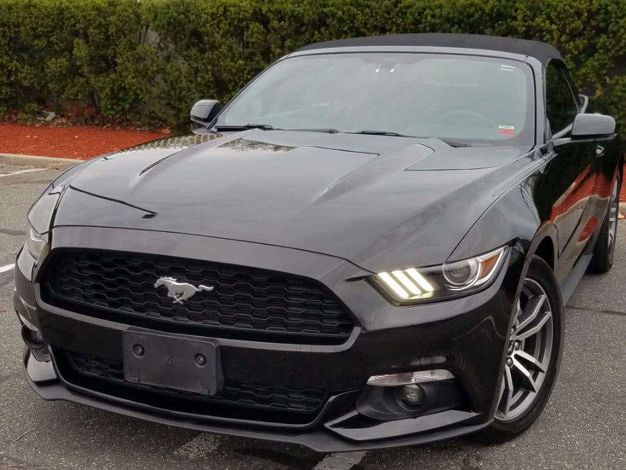 Used 2016 Ford Mustang 2dr Convertible,EcoBoost in Queens, New York
