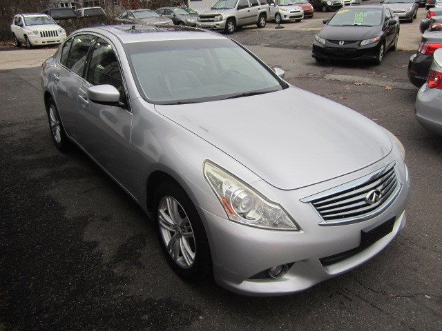 2012 Infiniti G37 x Sedan AWD, available for sale in Meriden, Connecticut | Cos Central Auto. Meriden, Connecticut