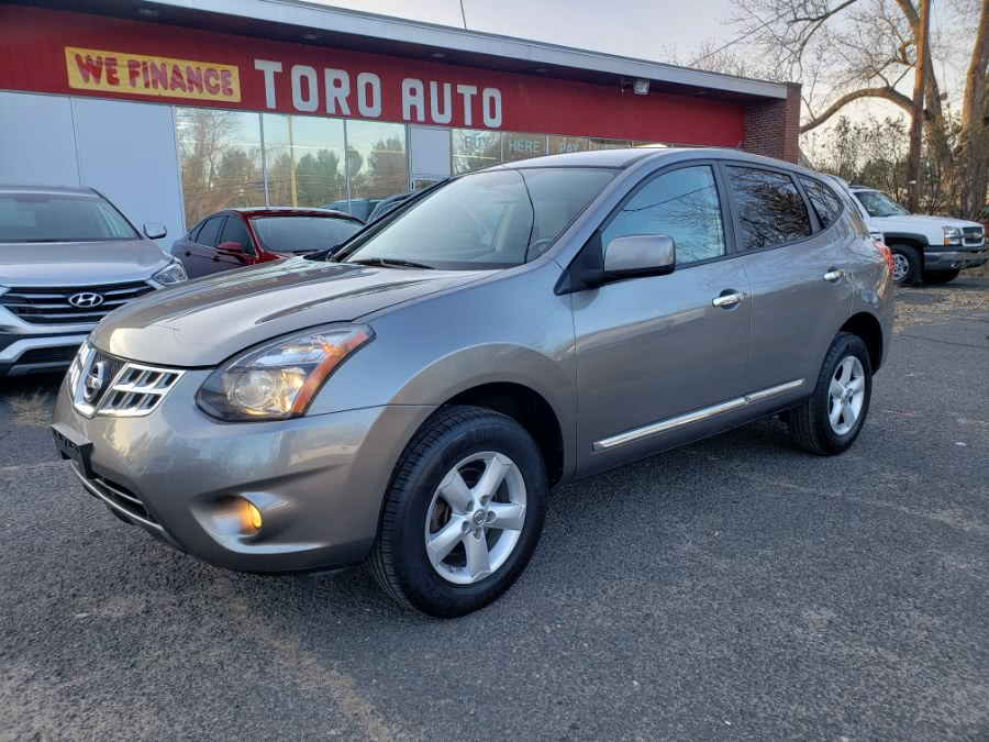 Used 2013 Nissan Rogue in East Windsor, Connecticut | Toro Auto. East Windsor, Connecticut
