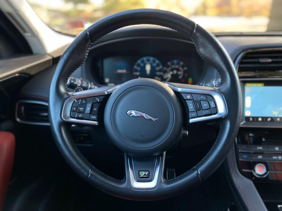 2017 Jaguar F-PACE 35t R-Sport AWD, available for sale in Franklin Square, New York | Luxury Motor Club. Franklin Square, New York