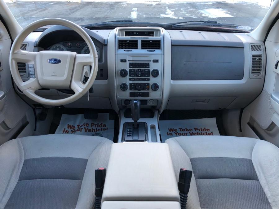 2008 Ford Escape 4WD 4dr V6 Auto XLT, available for sale in Ortonville, Michigan | Marsh Auto Sales LLC. Ortonville, Michigan