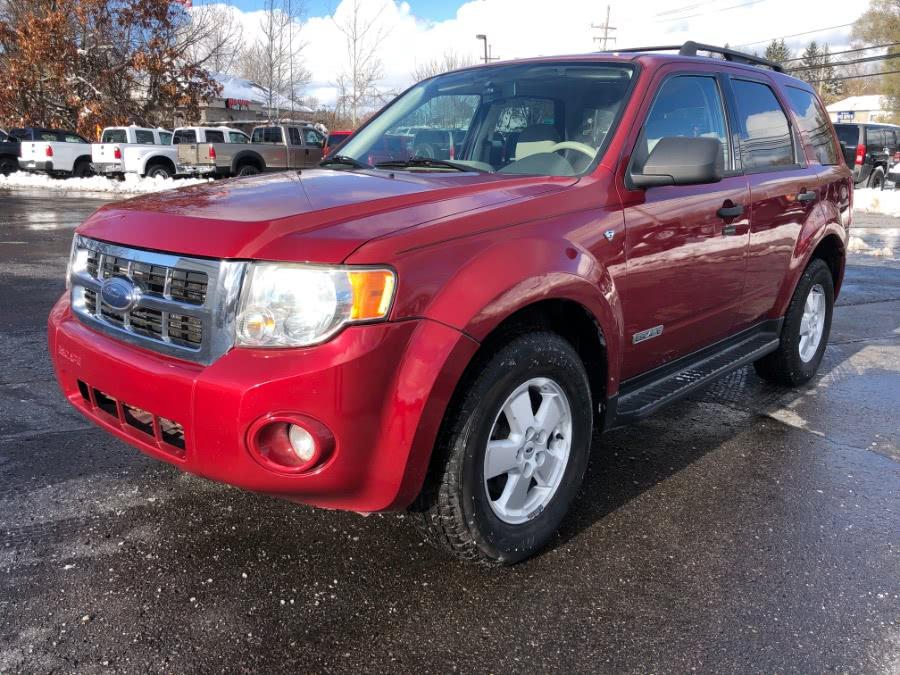 Used 2008 Ford Escape in Ortonville, Michigan   Marsh Auto Sales LLC. Ortonville, Michigan