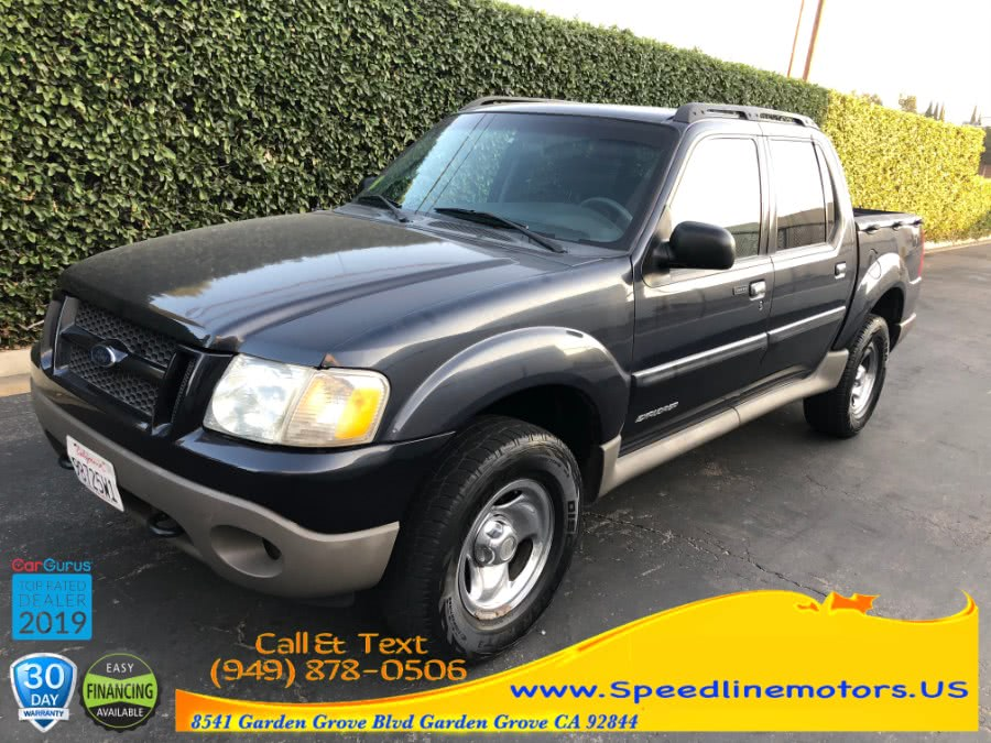 Used 2001 Ford Explorer Sport Trac in Garden Grove, California | Speedline Motors. Garden Grove, California