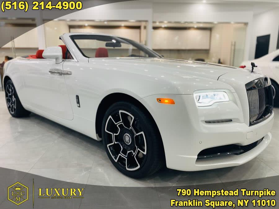Used Rolls-Royce Dawn Convertible 2018 | Luxury Motor Club. Franklin Square, New York