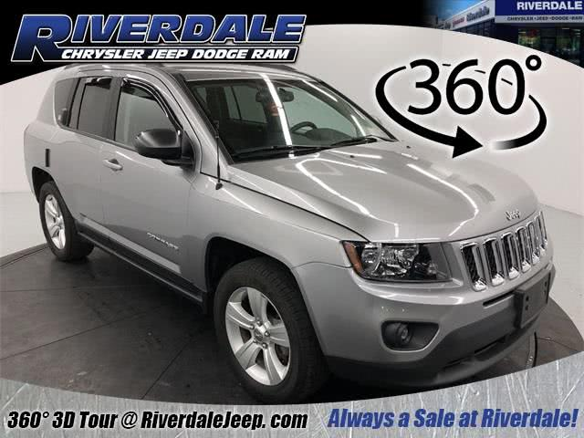Used 2016 Jeep Compass in Bronx, New York | Eastchester Motor Cars. Bronx, New York