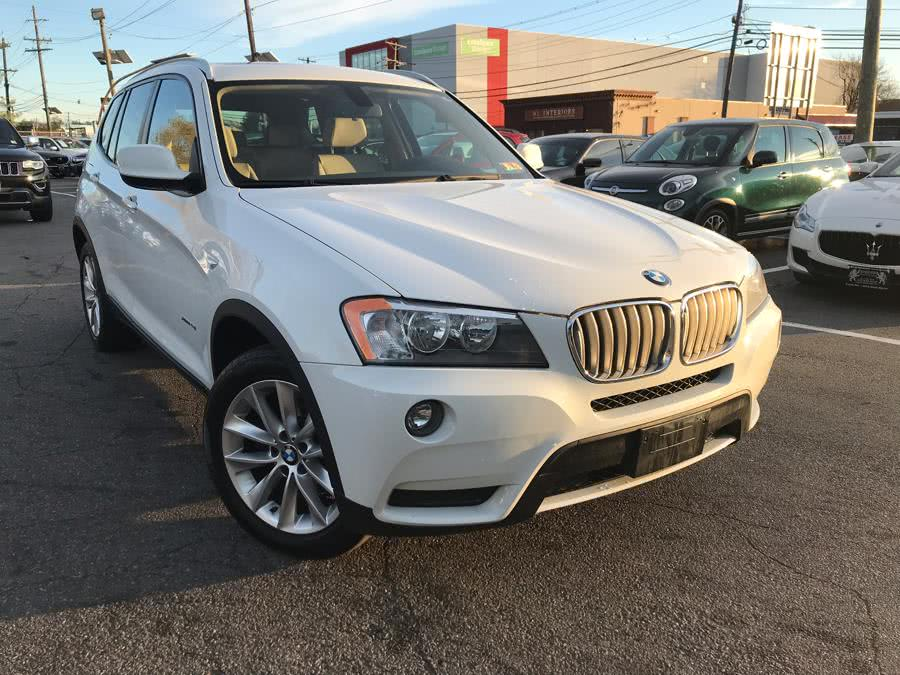 Used 2013 BMW X3 in Lodi, New Jersey | European Auto Expo. Lodi, New Jersey