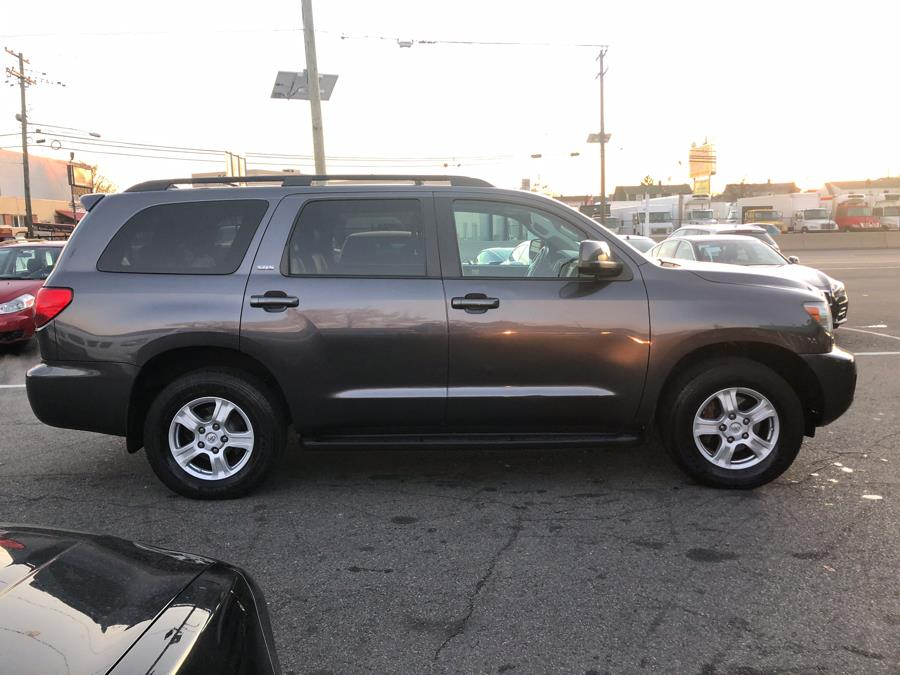 2014 Toyota Sequoia 4WD 5.7L SR5 Premium, available for sale in Hillside, New Jersey | M Sport Motor Car. Hillside, New Jersey