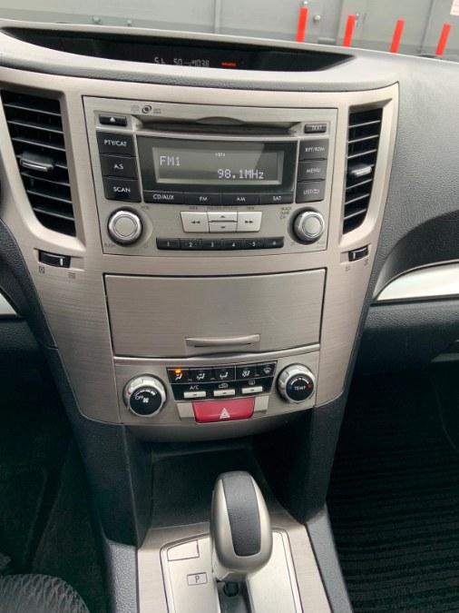 Used Subaru Legacy 4dr Sdn H4 Auto 2.5i Premium 2012   A-Tech. Medford, Massachusetts