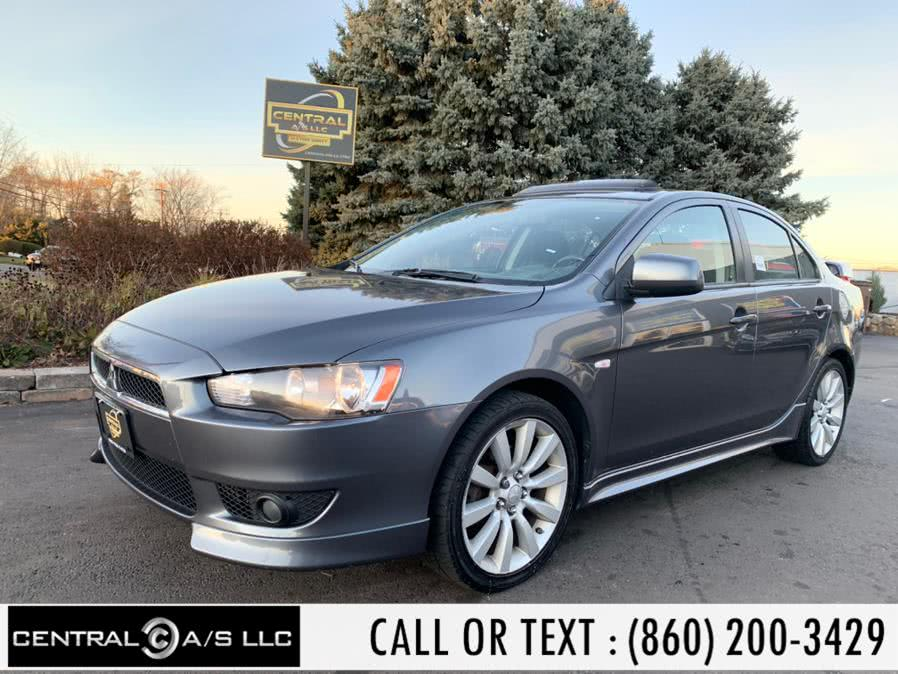 Used Mitsubishi Lancer 4dr Sdn CVT GTS *Ltd Avail* 2009 | Central A/S LLC. East Windsor, Connecticut