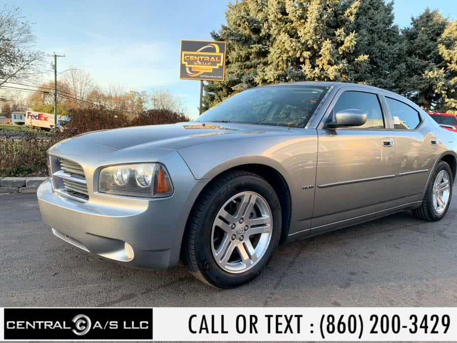 Used Dodge Charger 4dr Sdn R/T RWD 2006 | Central A/S LLC. East Windsor, Connecticut