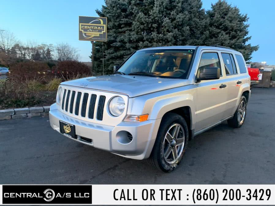 Used Jeep Patriot FWD 4dr Sport 2009 | Central A/S LLC. East Windsor, Connecticut