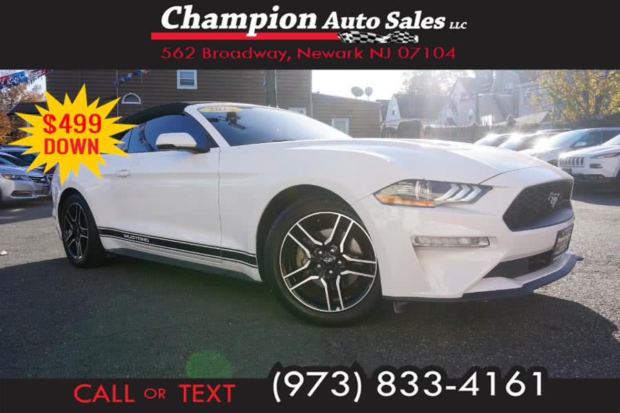 Used 2019 Ford Mustang in Newark , New Jersey | Champion Used Auto Sales 2. Newark , New Jersey