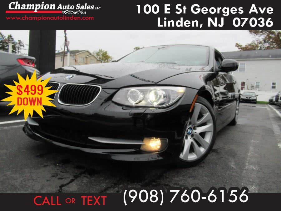 Used 2013 BMW 3 Series in Linden, New Jersey | Champion Used Auto Sales. Linden, New Jersey