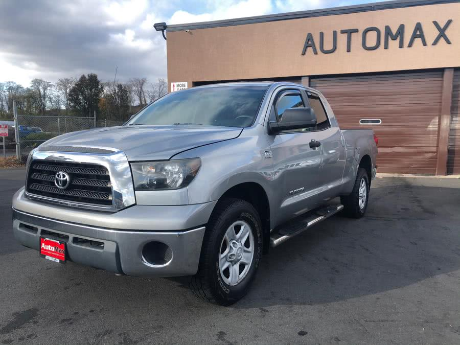 Used Toyota Tundra 4WD Truck Dbl 4.7L V8 5-Spd AT Grade (Natl) 2008 | AutoMax. West Hartford, Connecticut