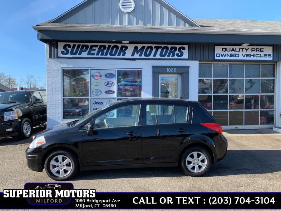 Used 2009 Nissan Versa S in Milford, Connecticut | Superior Motors LLC. Milford, Connecticut