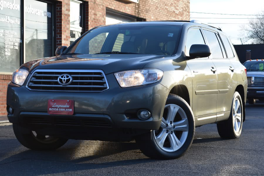 Used 2010 Toyota Highlander in ENFIELD, Connecticut | Longmeadow Motor Cars. ENFIELD, Connecticut