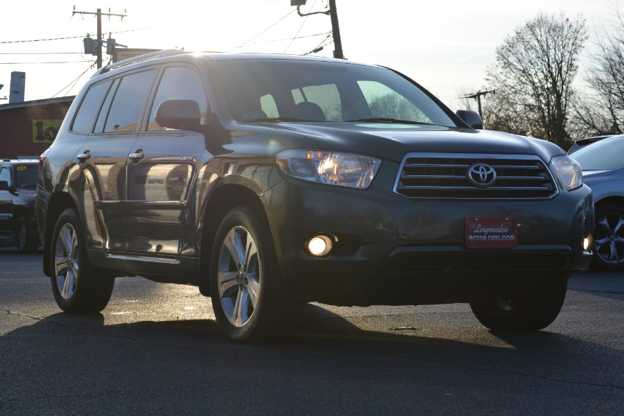 Used Toyota Highlander 4WD 4dr V6  Limited (Natl) 2010 | Longmeadow Motor Cars. ENFIELD, Connecticut