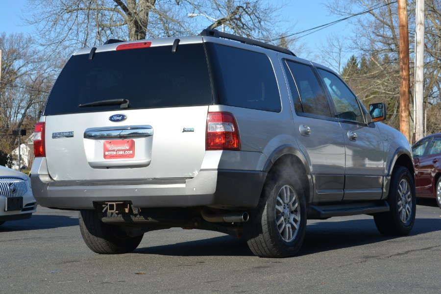 Used Ford Expedition 4WD 4dr XLT 2012 | Longmeadow Motor Cars. ENFIELD, Connecticut