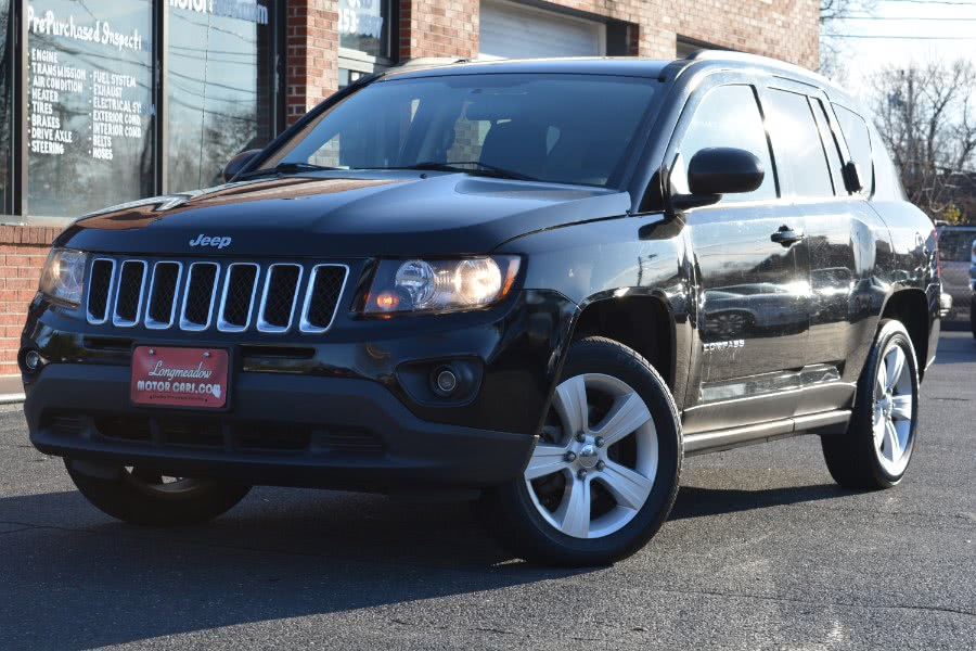 Used 2014 Jeep Compass in ENFIELD, Connecticut | Longmeadow Motor Cars. ENFIELD, Connecticut