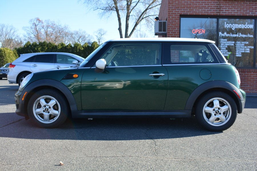 2011 MINI Cooper Hardtop 2dr Cpe, available for sale in ENFIELD, Connecticut | Longmeadow Motor Cars. ENFIELD, Connecticut