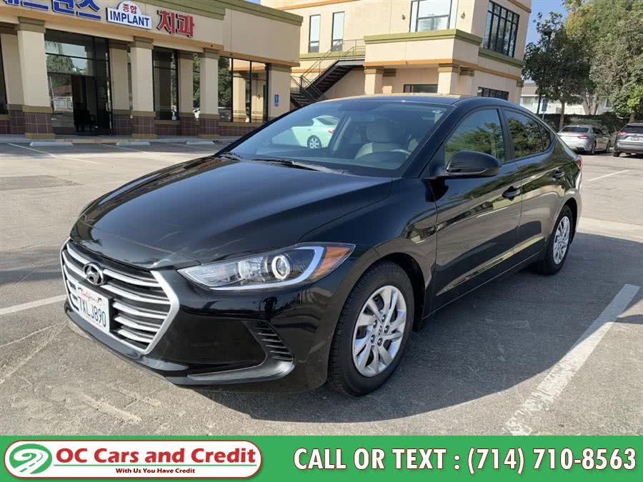 Used 2017 Hyundai Elantra in Garden Grove, California | OC Cars and Credit. Garden Grove, California