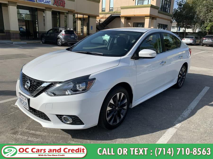 Used 2017 Nissan Sentra in Garden Grove, California | OC Cars and Credit. Garden Grove, California