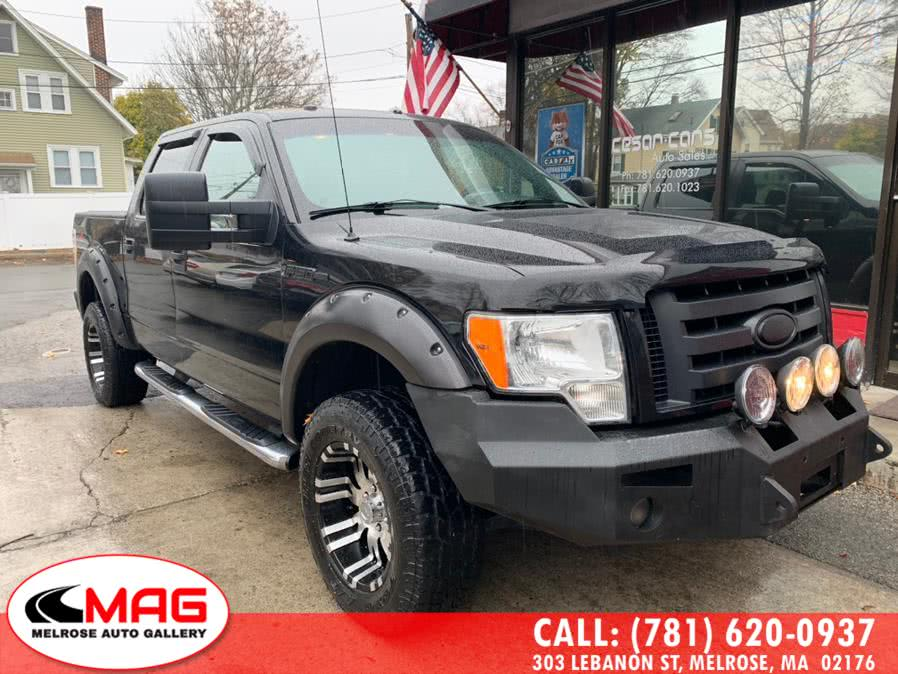 Used 2010 Ford F-150 in Melrose, Massachusetts | Melrose Auto Gallery. Melrose, Massachusetts