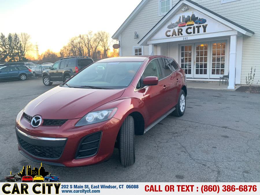 Used 2011 Mazda CX-7 in East Windsor, Connecticut | Car City LLC. East Windsor, Connecticut