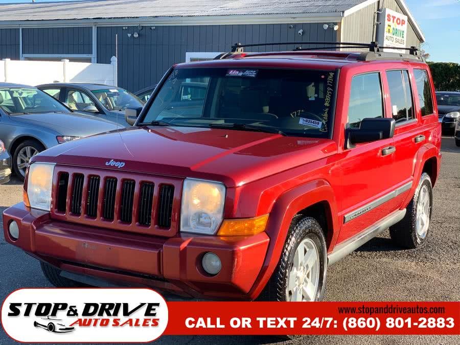 Used 2006 Jeep Commander in East Windsor, Connecticut | Stop & Drive Auto Sales. East Windsor, Connecticut