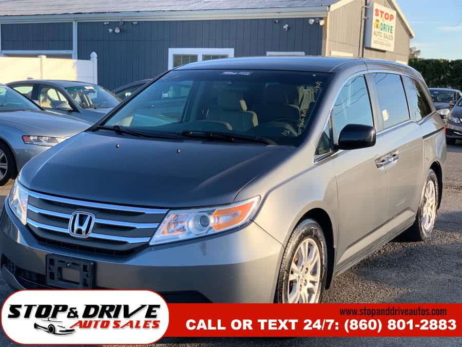 Used 2012 Honda Odyssey in East Windsor, Connecticut | Stop & Drive Auto Sales. East Windsor, Connecticut