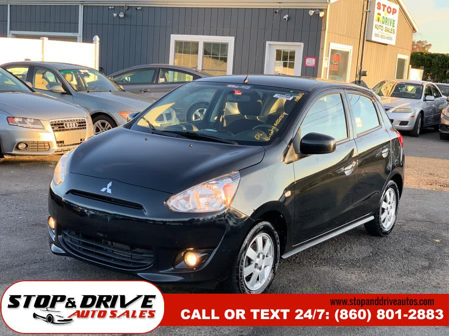Used 2014 Mitsubishi Mirage in East Windsor, Connecticut | Stop & Drive Auto Sales. East Windsor, Connecticut