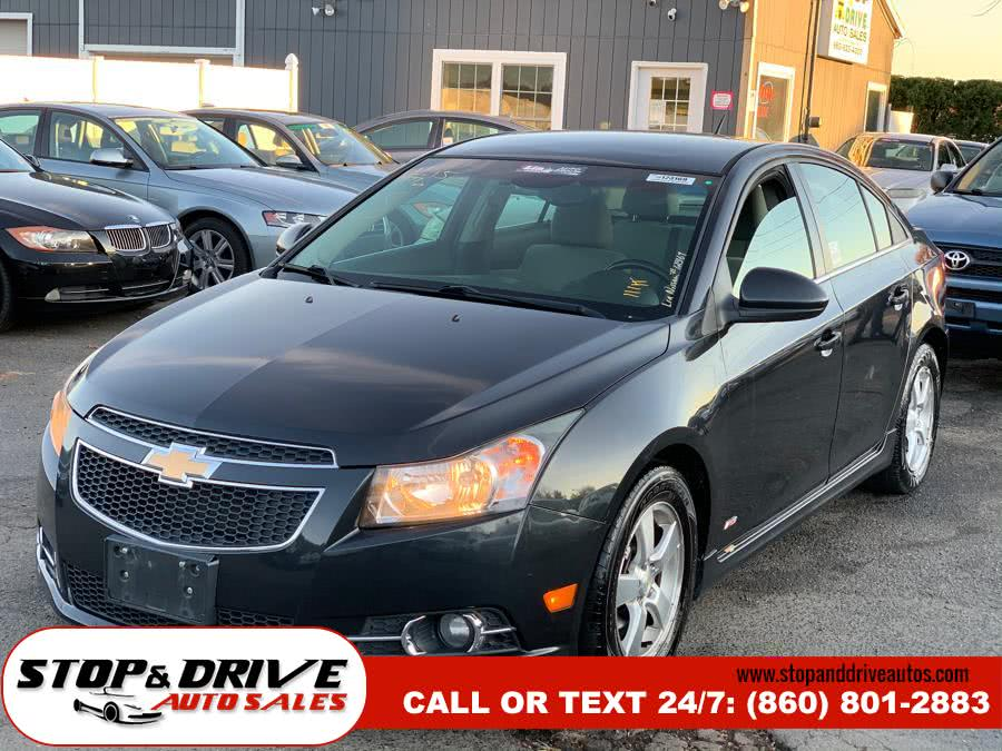 Used 2011 Chevrolet Cruze in East Windsor, Connecticut | Stop & Drive Auto Sales. East Windsor, Connecticut