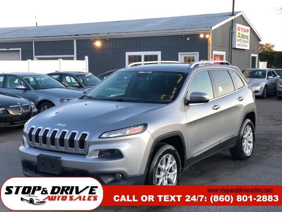 Used 2014 Jeep Cherokee in East Windsor, Connecticut | Stop & Drive Auto Sales. East Windsor, Connecticut