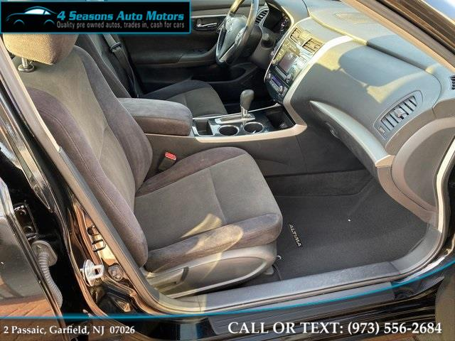 2013 Nissan Altima 2.5 SV, available for sale in Garfield, New Jersey   4 Seasons Auto Motors. Garfield, New Jersey