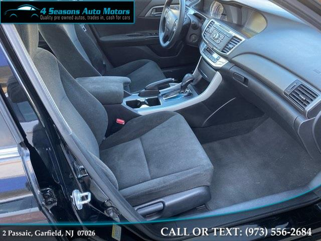 2013 Honda Accord LX, available for sale in Garfield, New Jersey | 4 Seasons Auto Motors. Garfield, New Jersey