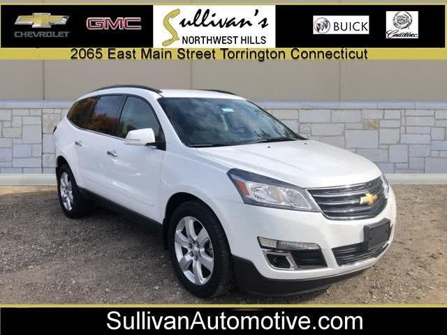 Used Chevrolet Traverse LT 2016 | Sullivan Automotive Group. Avon, Connecticut