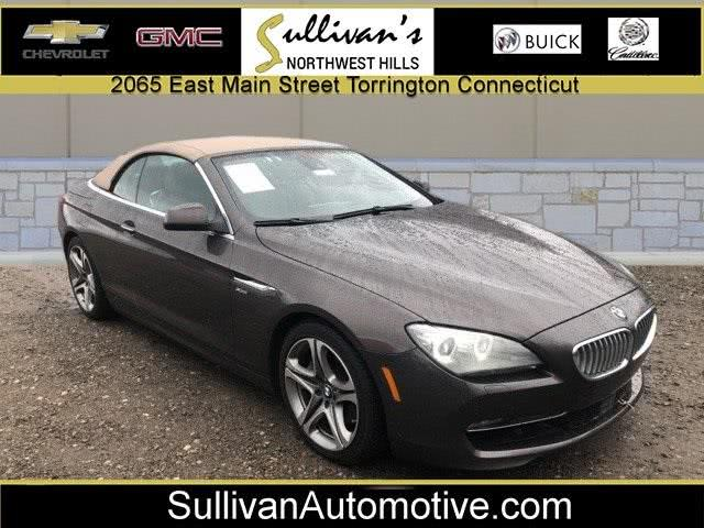 Used BMW 6 Series 650i xDrive 2012 | Sullivan Automotive Group. Avon, Connecticut