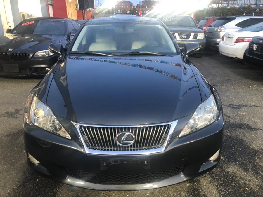 2010 Lexus IS 250 4dr Sport Sdn Auto AWD, available for sale in Hollis, New York | Authentic Autos LLC. Hollis, New York