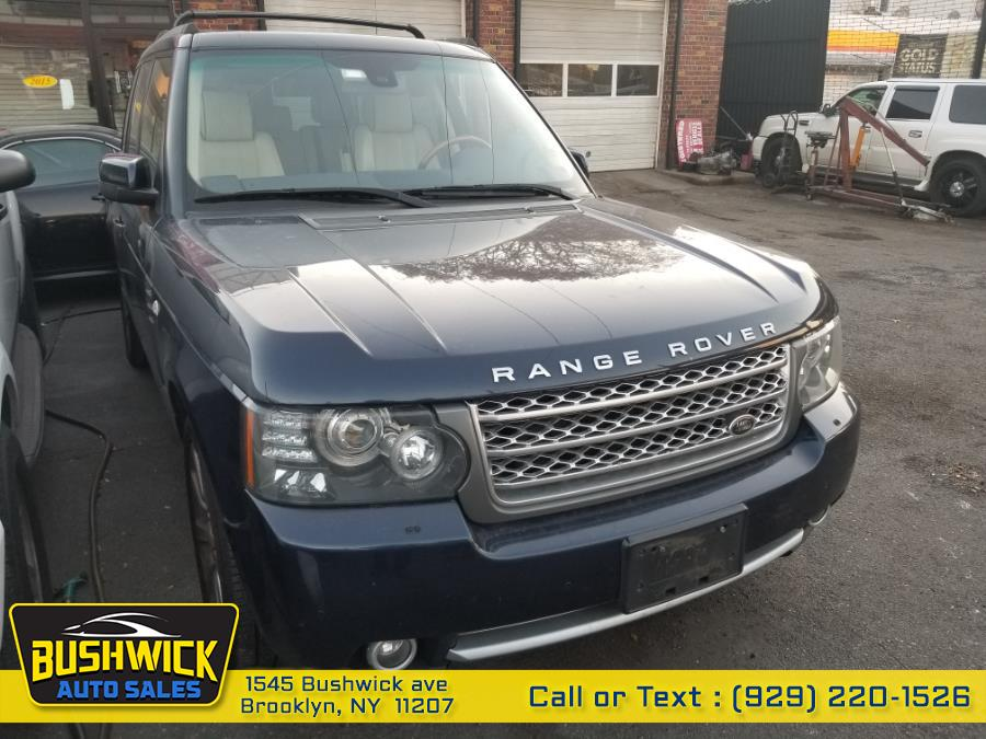 2011 Land Rover Range Rover 4WD 4dr SC, available for sale in Brooklyn, New York | Bushwick Auto Sales LLC. Brooklyn, New York