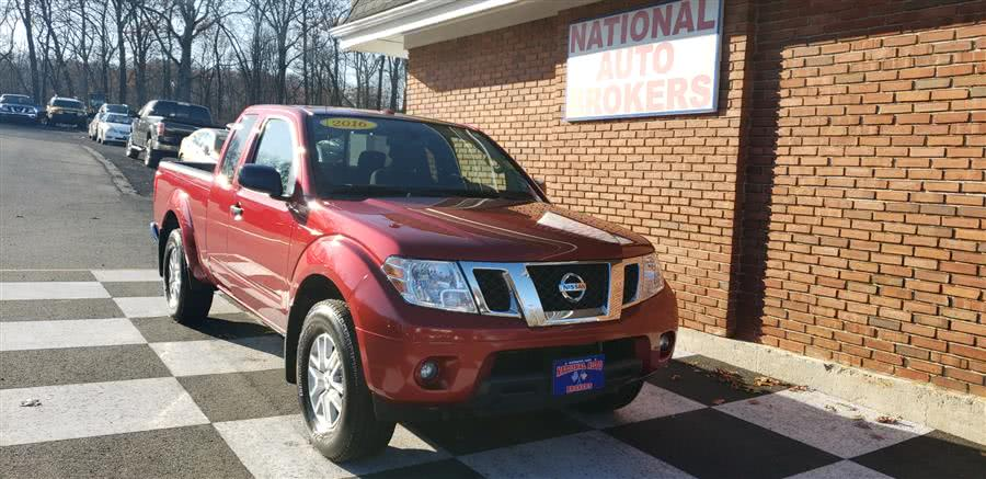 Used 2016 Nissan Frontier in Waterbury, Connecticut | National Auto Brokers, Inc.. Waterbury, Connecticut