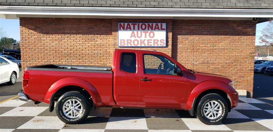 Used Nissan Frontier 4WD King Cab Auto SV 2016   National Auto Brokers, Inc.. Waterbury, Connecticut