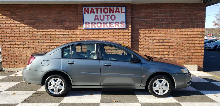 2006 Saturn Ion 4dr Sdn Auto, available for sale in Waterbury, Connecticut | National Auto Brokers, Inc.. Waterbury, Connecticut