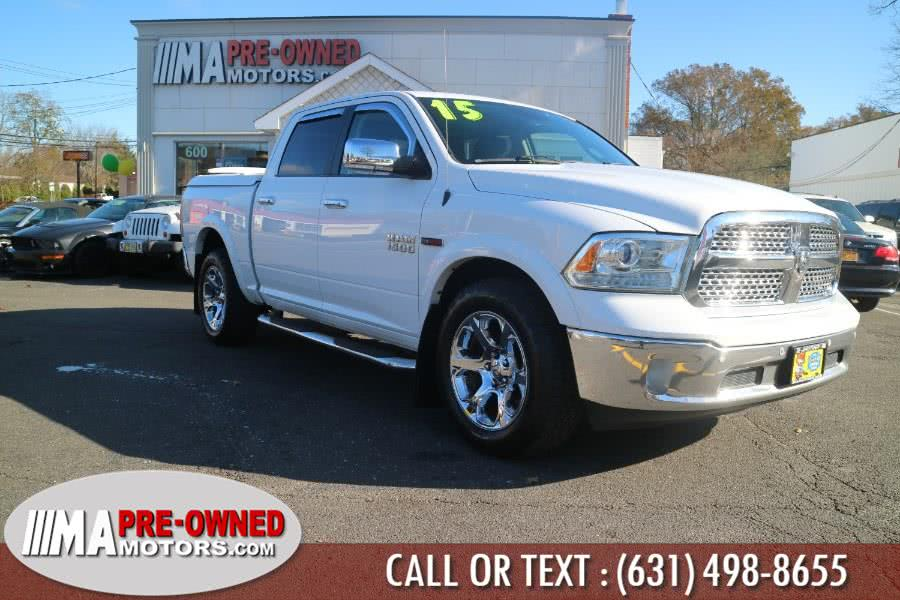 Used 2015 Ram 1500 ECO DIESEL in Huntington, New York | M & A Motors. Huntington, New York