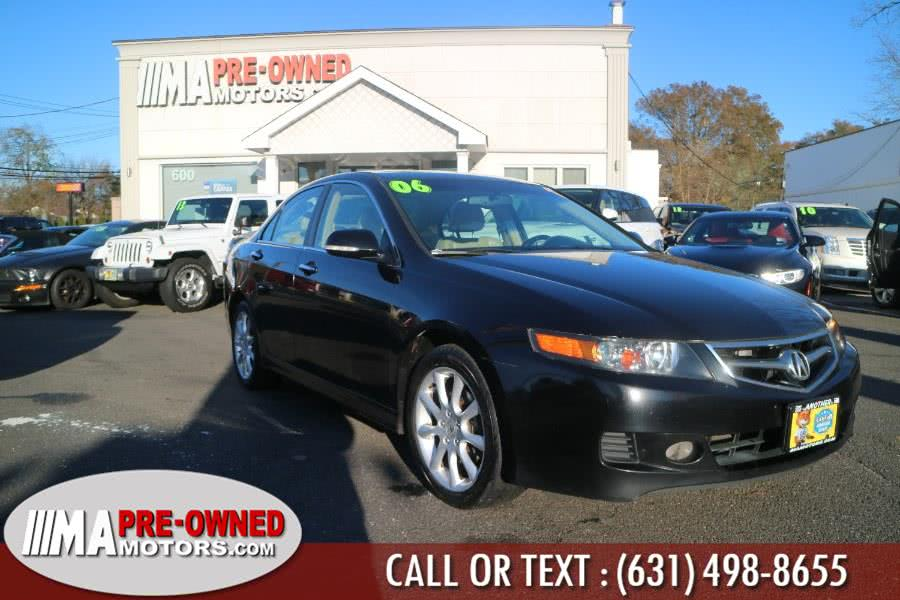 Used 2006 Acura TSX in Huntington, New York | M & A Motors. Huntington, New York