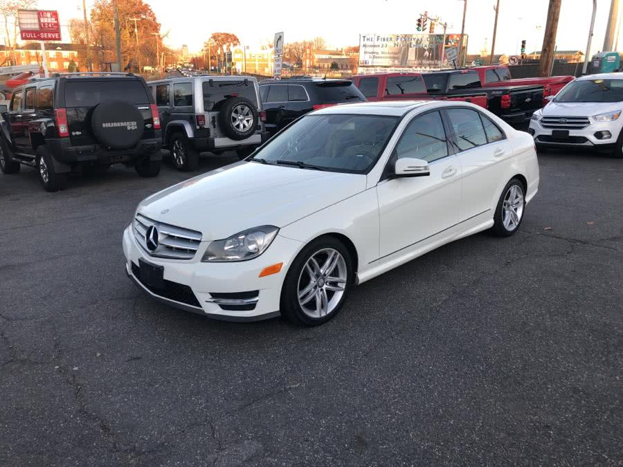 Used 2012 Mercedes-Benz C-Class in W Springfield, Massachusetts | Dean Auto Sales. W Springfield, Massachusetts