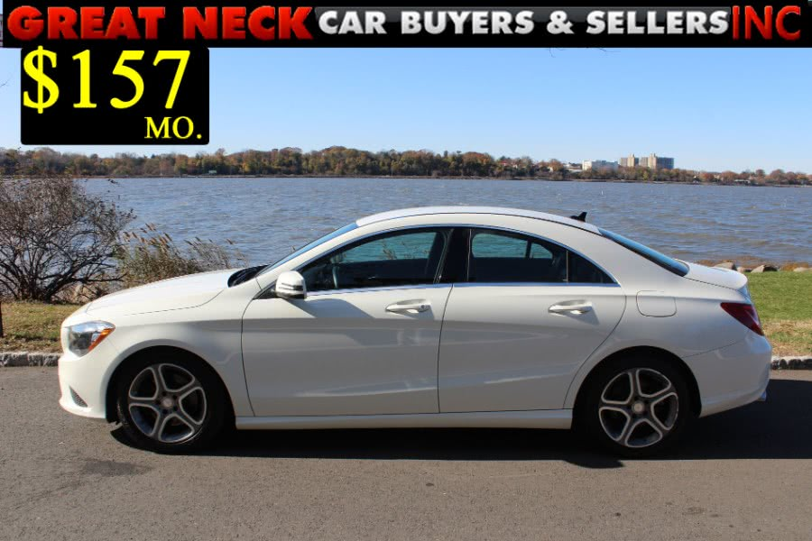 Used 2014 Mercedes-Benz CLA-Class in Great Neck, New York