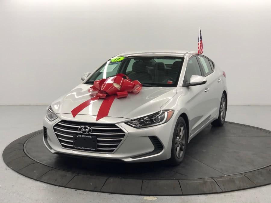 Used 2017 Hyundai Elantra in Bronx, New York | Car Factory Inc.. Bronx, New York